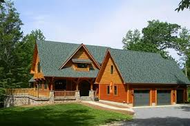 cabin plans with garage cabin house plans with attached garage home deco plans