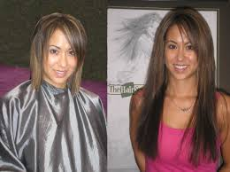 Thin Hair Extensions Before And After by Extensions Before And After The Hair Specialists