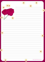 free printable letter writing paper free printable valentine stationary snailmail pinterest free free printable valentine stationary