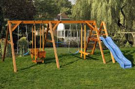 handcrafted swing sets u0026 playsets pine creek structures