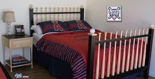Baseball Bed Frame Grandslam 3 Baseball Bedroom Set Sporty Beds