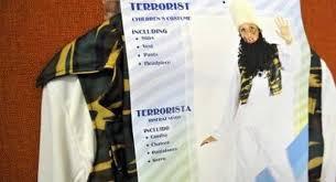 Muslim Halloween Costume Irish Shop Sells U0027terrorist U0027 Children U0027s Halloween Costume