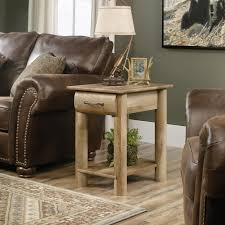 sauder coffee and end tables boone mountain side table 416561 sauder