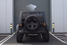 jeep wrangler 2017 blacked out used 2017 jeep wrangler 2 8 crd black mountain murdered out 4dr