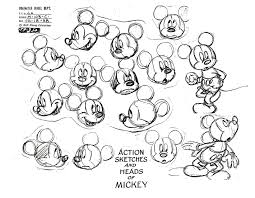 free coloring page coloring mickey mouse original disney