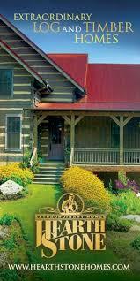 62 best hearthstone log homes images on pinterest log homes a