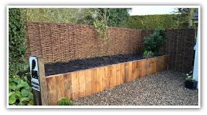 Garden Fencing Ideas Uk We Can Work To Your Plans Or Ideas Richardson Landscapes