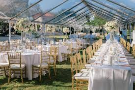 wedding supplies orlando wedding rental party tent rental