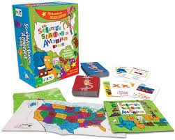 State Map Games by Looking For A Cool State Map Game For Kids Best Gifts Top Toys