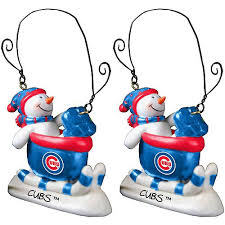 105 best christmas ornaments images on pinterest chicago cubs