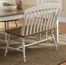 White Dining Room Bench by Nice Design Dining Room Bench With Back Interesting 1000 Ideas