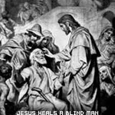 jesus heals blind bartimeus mark 10 46 52 analysis