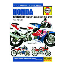 honda cbr 400 haynes workshop manual honda cbr400rr nc23 nc29 demon tweeks