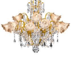 Bacarat Chandelier Baccarat Crystal Chandelier Lighting Since 1912 M S Rau Antiques