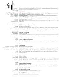 Best Resume Format Architects by 2 Column Resume Resume For Your Job Application