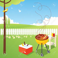 party clipart barbecue party pencil and in color party clipart