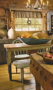 Primitive Kitchen Decorating Ideas 1486 Best Home Decorating Country Style Images On Pinterest