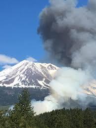 Wildfire California 2016 by California Mill Fire U2013 Wildfire Today