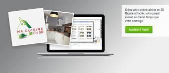 leroy merlin cuisine 3d meuble de cuisine delinia cuisine équipée aménagée modulable