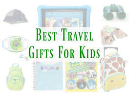 best travel gifts for kids crazy adventure called life