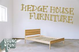 hedge house furniture modern pieces made in amish country curbed