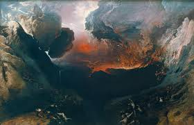 cataclysm and ecpyrosis two symmetrical actions of zeus as sky