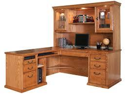 Sauder Graham Hill Computer Desk With Hutch by Desk Desk Shaped Desk Home Office L Shaped Desk Stunning