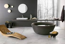 stylish 25 modern bathrooms design on modern materials round