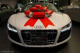 bows for cars presents audi gift cars car car photos car luxury garage