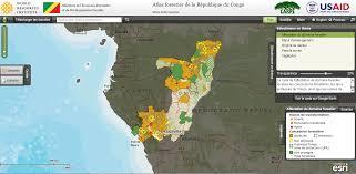 Republic Of Congo Map Congo World Resources Institute