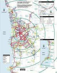 Bus Map Transperth Bus Map Transperth Bus Routes Map Australia