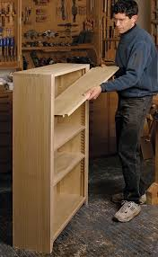 Fine Woodworking Bookcase Plans by Building Bookshelves To Last Finewoodworking