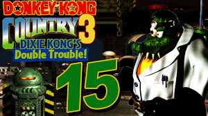 donkey kong halloween costume let u0027s play donkey kong country 3 part 15 kampf gegen kaos u0026 baron