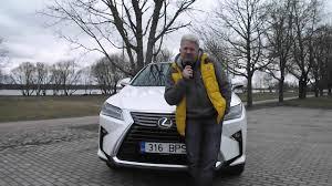 xe lexus rx200t 2016 lexus rx200t youtube