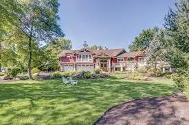 prairie style home raised ranch prairie style home in barrington us united states for