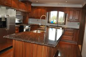 kitchen the best colors for granite kitchen countertops brown