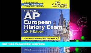 cracking the ap european history 2018 edition proven techniques to help you score a 5 college test preparation favorite book ap vergil and literature exams rea the best