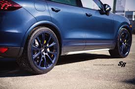 matte blue porsche mercedes gla aftermarket wheels thread mercedes gla forum