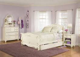 white bedroom furniture for girls twin table lamps on nightstand