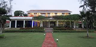 Cottages In Pondicherry Near The Beach by Ashok Resort Fine Dining Rooms Tariff Weddings Events Xlusive