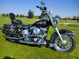 used 1991 harley davidson heritage softail classic flstc for sale