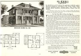 sears homes floor plans sears kit homes sears modern homes