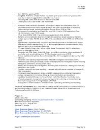 Ssis Developer Resume Sample by 4 Resume Sql Server Developer Qa Tester Resume Ssis Tester