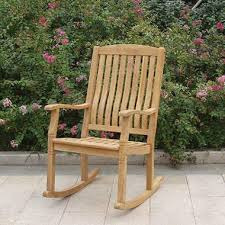 Garden Rocking Bench Teak Porch Rocking Chair Sam S Club