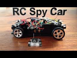 How To Make A Computer Out Of Wood by How To Make A Cheap Rc Spy Car Youtube