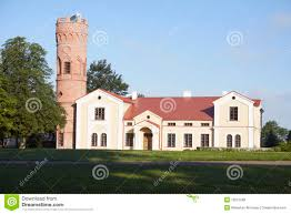 house with tower house with tower stock image image of residence front 10257689