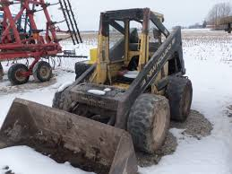 old new holland l series skid steer loader new holland farm