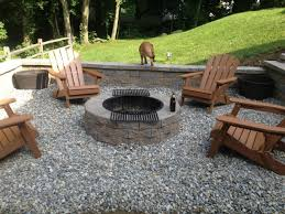 How To Create A Fire Pit In Your Backyard by Guy With No Experience Decided To Build This Now All Of His