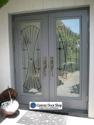 etched glass door custom door shop etched glass doors