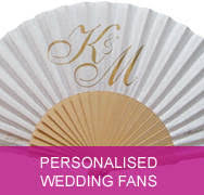 personalized wedding fans wedding fans favours by fantastica supplier of all types of